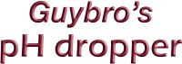 Guybro Guybro's ph dropper Product